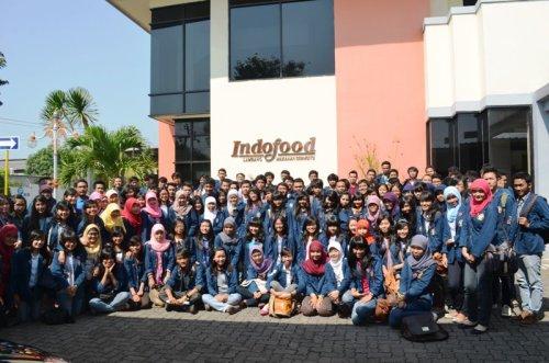 Fieldtrip ke PT. Indofood